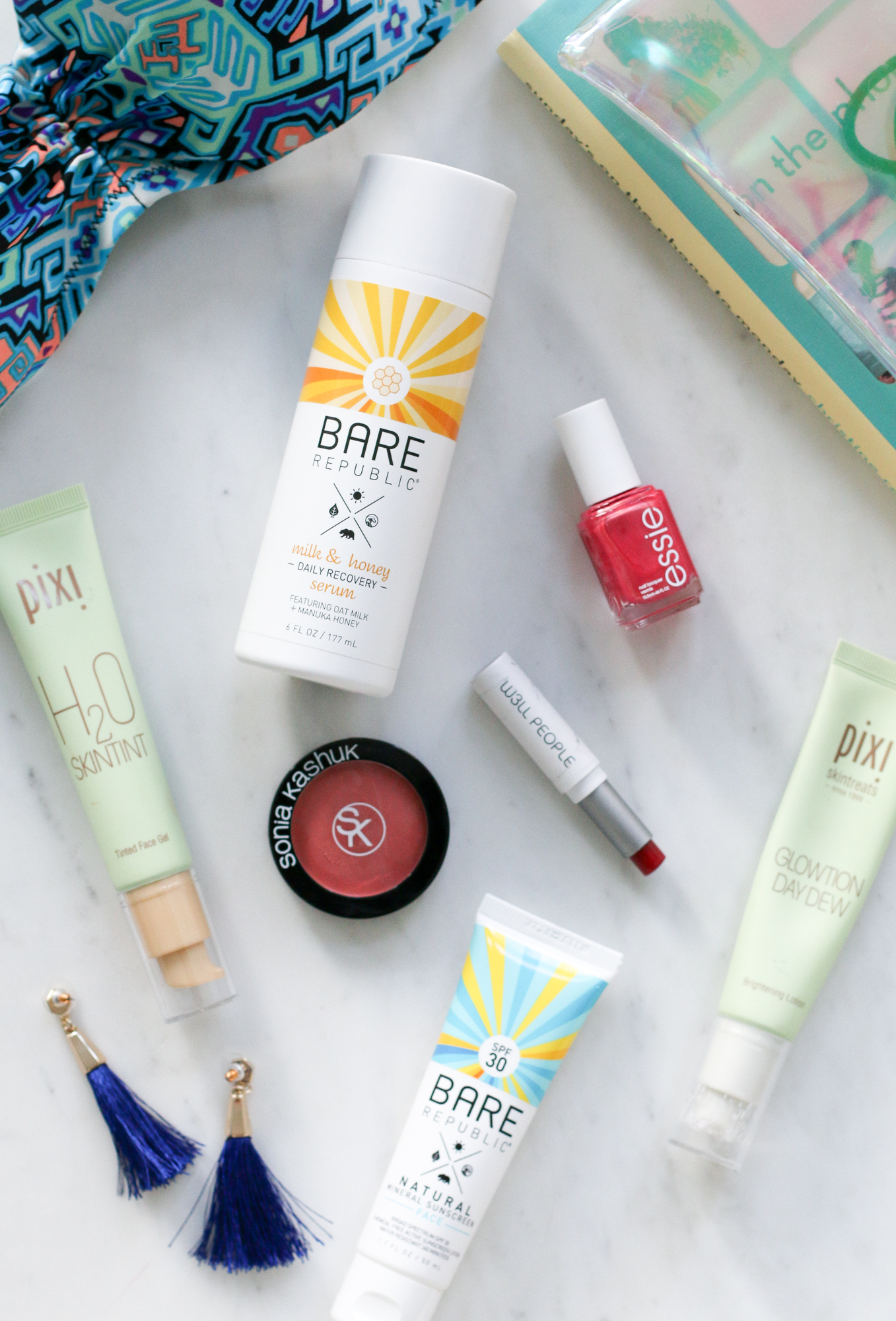 Beach Ready Beauty with Target.