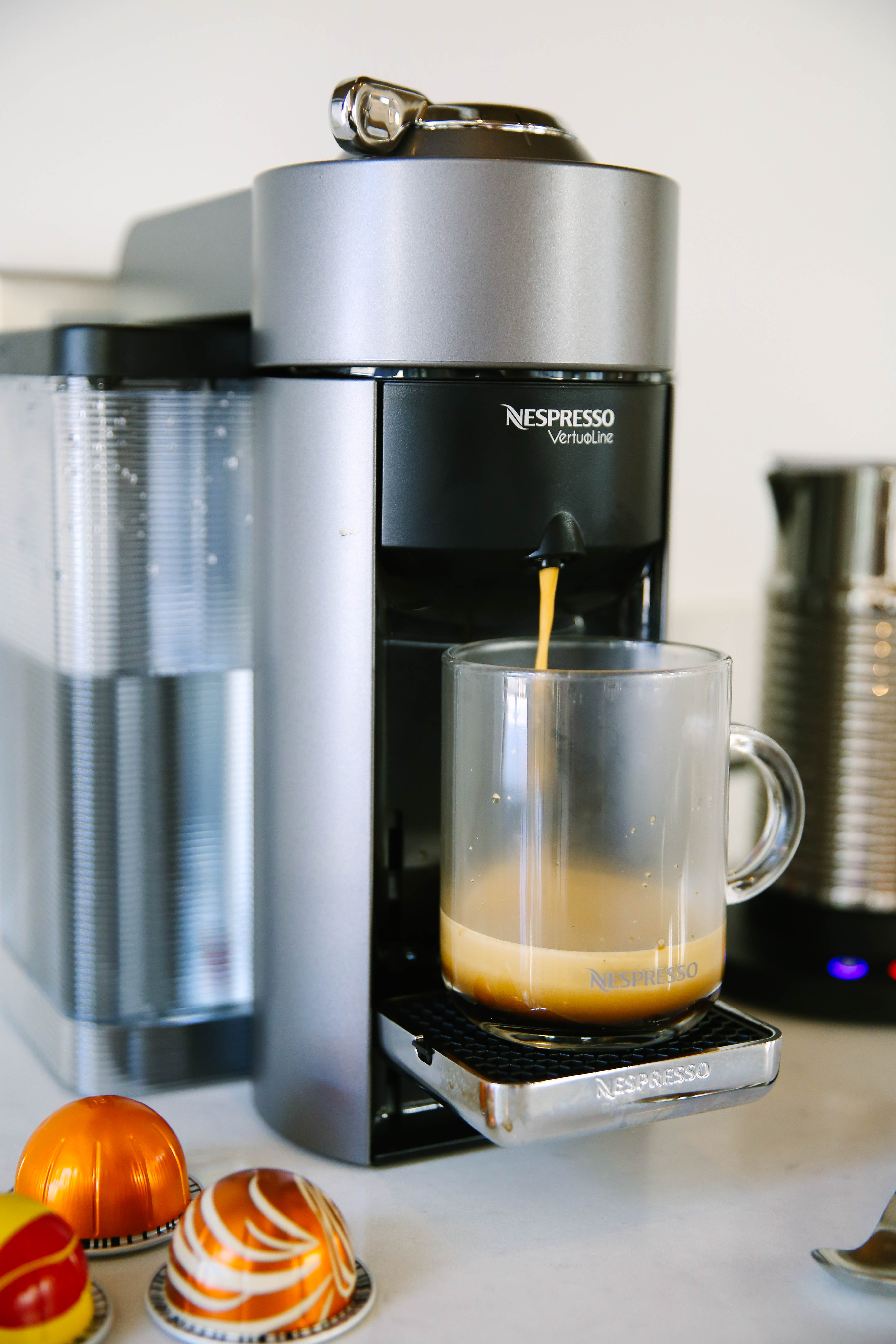 Getting the Perfect Shot with Nespresso.