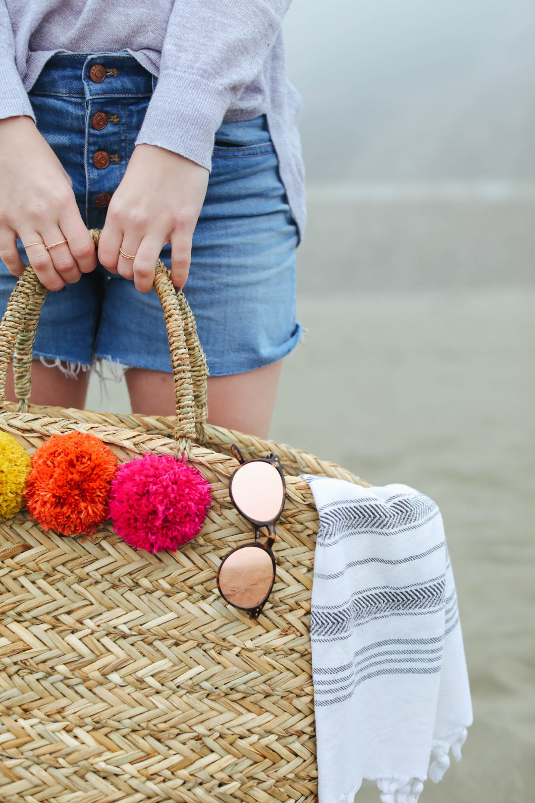 Beach Bag Essentials.