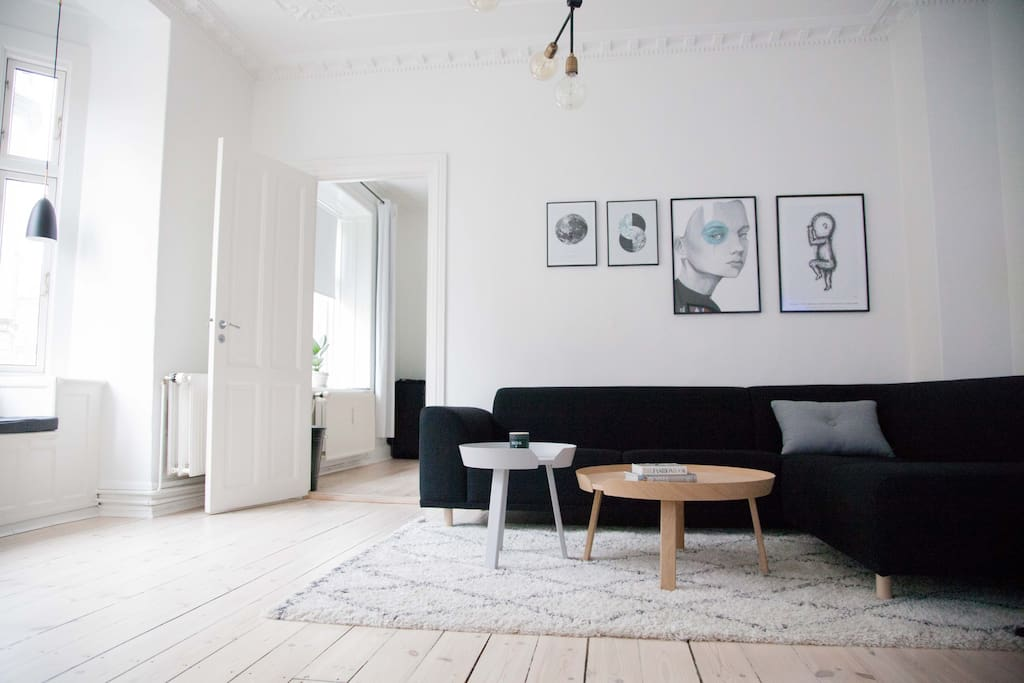 My Airbnb Wishlist // Copenhagen, Denmark.