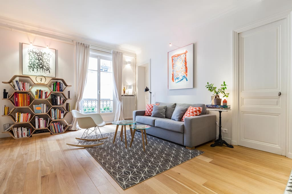 My Airbnb Wishlist // Paris, France.