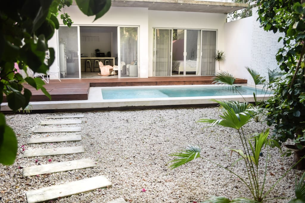My Airbnb Wishlist // Tulum, Mexico.