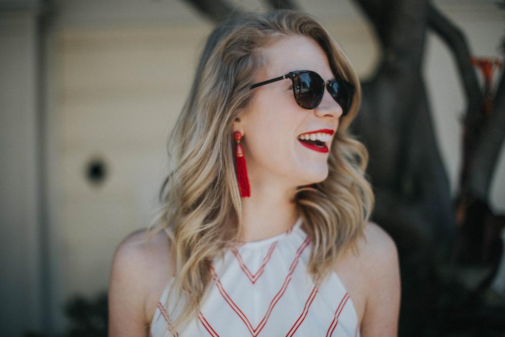 5 of My Favorite Red Lipsticks.