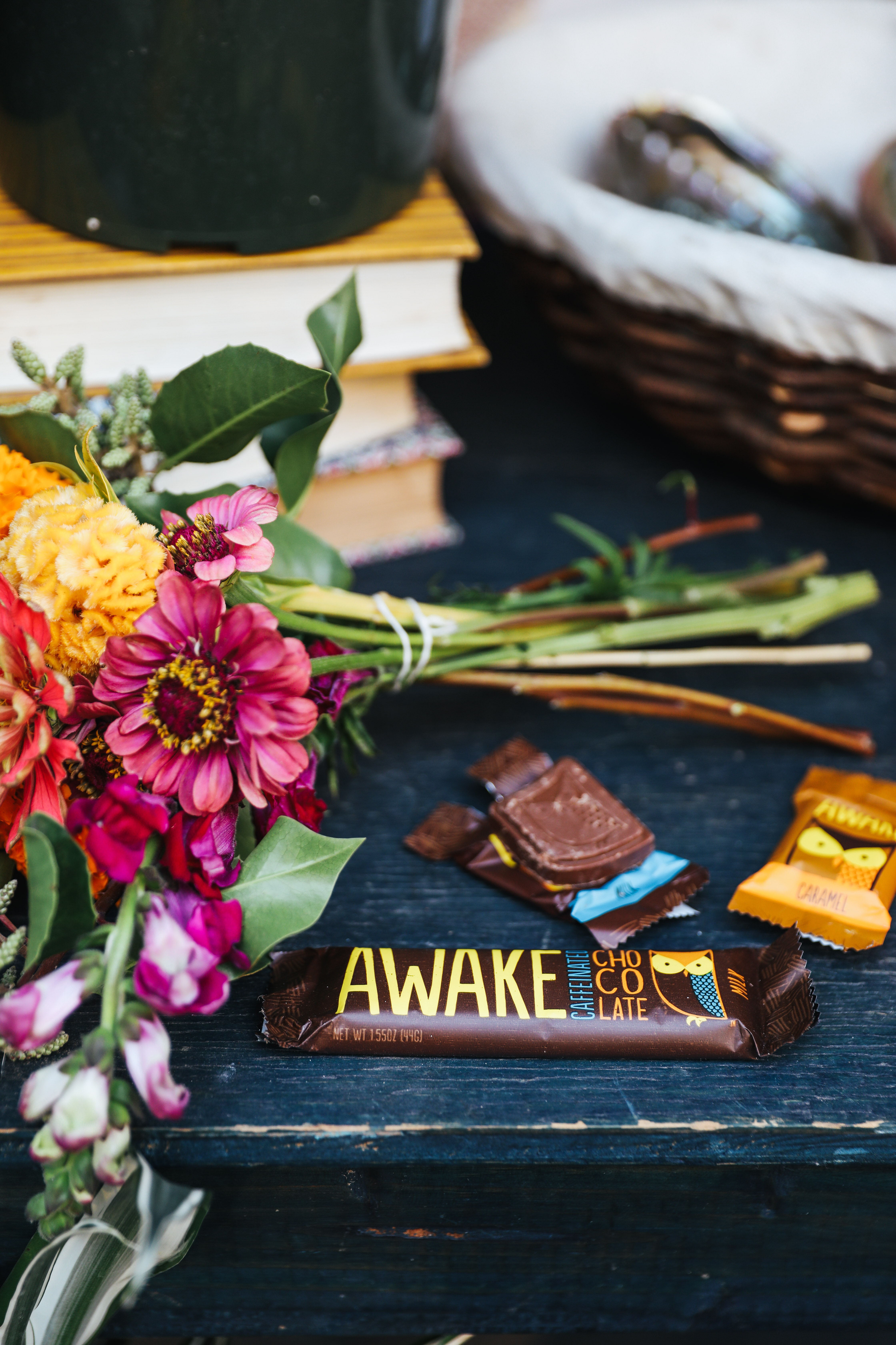 5 Ways to Make Your Monday Better with AWAKE Chocolate.