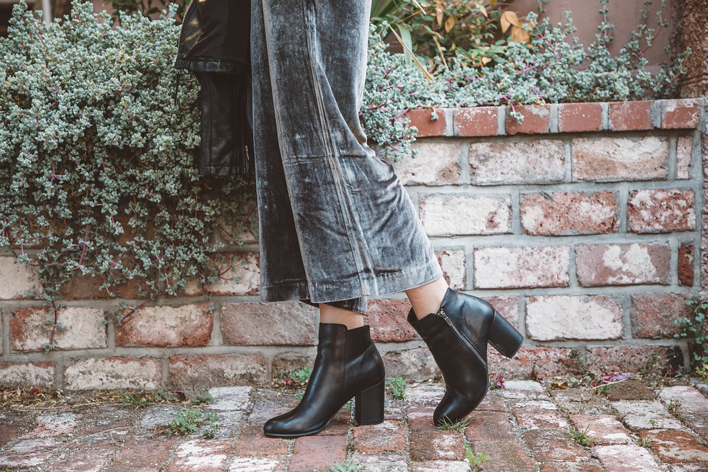 Boots season is BACK and you need these Lucky Brand booties from Zappos.