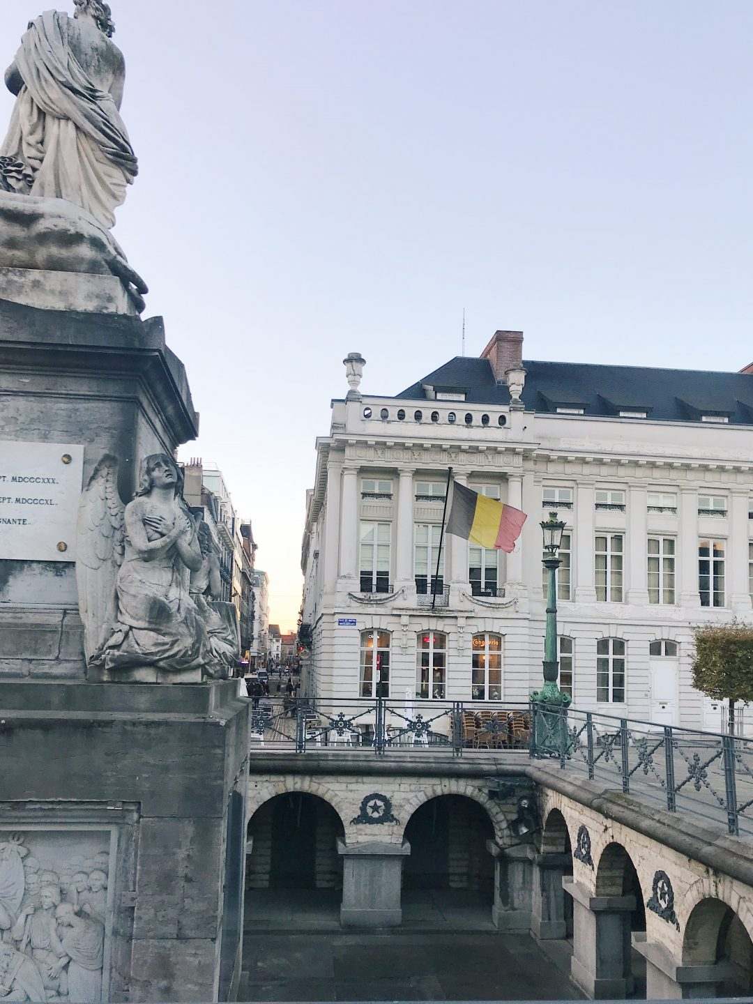 48 Hours in Brussels.
