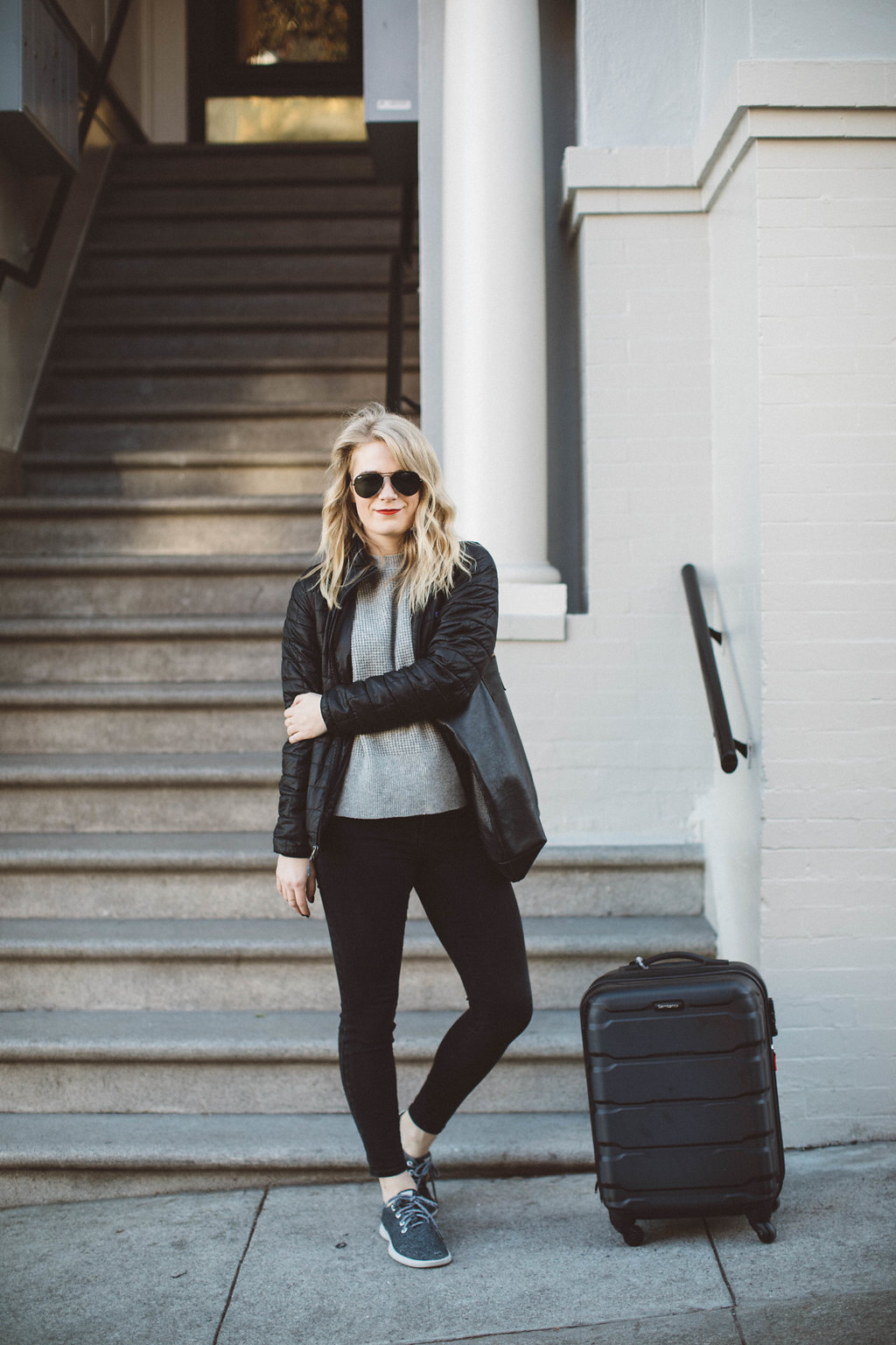 My Go To Travel Outfit.